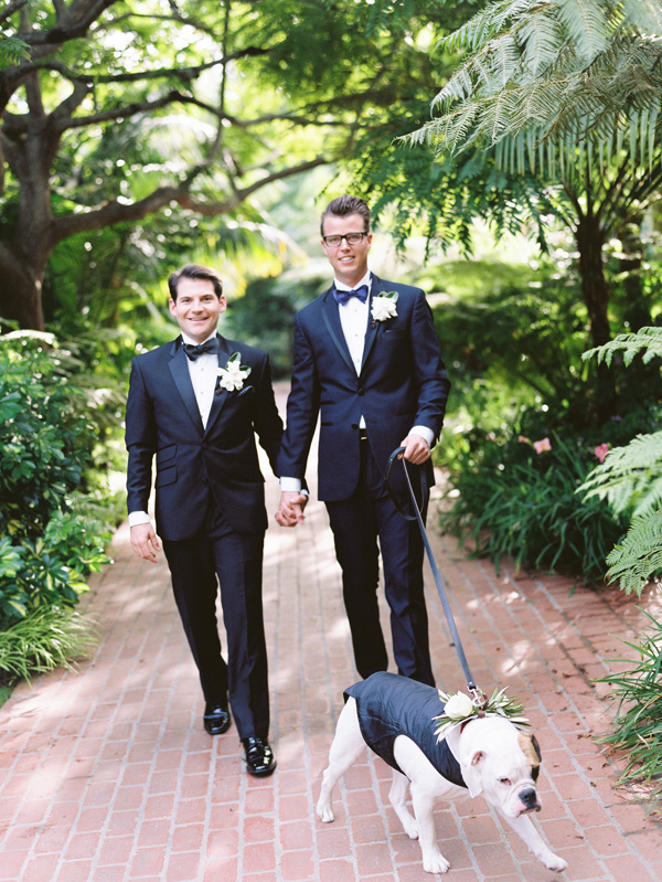 Same Sex Gay Wedding Santa Barbara California